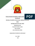 SISTEMA EDUCATIVO EN PERU APA.docx