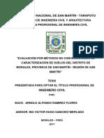 CIVIL - Arnold Alfonso Ramirez Flores