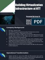 IT Case - NTT Data Group 10