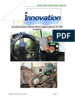 12.SMART.drivE.ecoinnovation Smart Drive Applications for DIY Projects