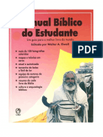 Manual Bíblico Do Estudante - Walter a. Elwell