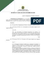 Decreto 10030 30 Setembro 2019 789175 Normaatualizada Pe