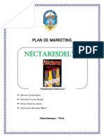 Nectares Marketing Modelo Yanela