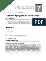 Práctica N°7_ COntrol agregado de inventarios