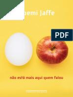 Nao esta mais aqui quem falou - Noemi Jaffe.pdf