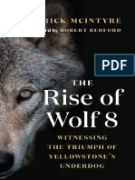 """Excerpt from """"The Rise of Wolf 8"""" by Rick McIntyre"""