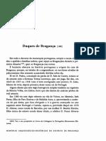 Duques de Bragança