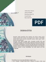 Dermatitis Ppt