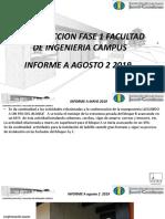 Informe a Agosto 2 2019