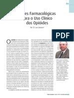Farmacologia Dos Opioides