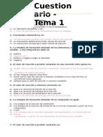 Cuestionario Tema 1 Libreoffice