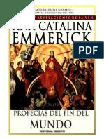 Profecias Del Fin Del Mundo - ACE