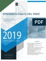Boletin epidemiologico 2019
