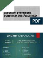 Pembukuan Pencatatan - Akuntansi Pajak Kas Dan Bank 2