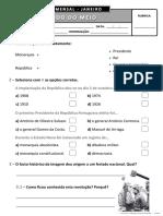 Ficha de Avaliação Janeiro - 4º ano EM I.pdf