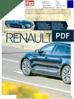 "RENAULT TALISMAN SPORT TOURER 1.7 dCi 150 NA ""AUTO FOCO"""