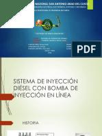 Sistema de Inyección Diésel Grupo n 7