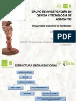 Grupo en Ciencia y Tecnologia de Alimentos UIS
