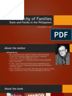 172906 Anarchy of Families