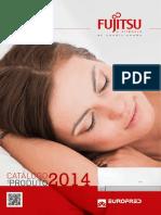Fujitsu Catalogo 2014