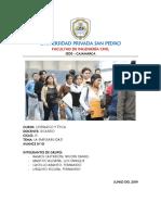La Empleabilidad en el Perú