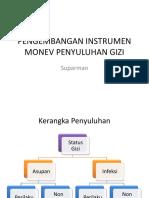 PENGEMBANGAN INSTRUMEN PENYULUHAN GIZI_suparman.pptx