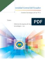 Informe de BaseTecnologicas