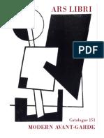 Modern Avant Garde catálogo libros