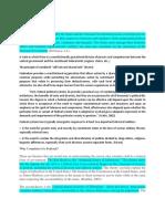 Federalism Outline