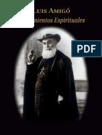 Pensamientos Espirituales Luis Amigó