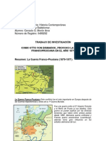 Guerra Franco Prusiana (1870 1871)