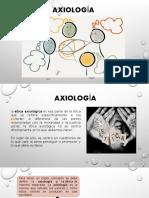 AXIOLOGÍA 1