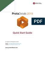Protadetails 2019 Qsg En
