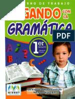 Gramática - Primero de primaria