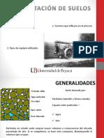 Clase Mec Suelos Compactacion y Geosinteticos
