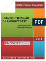 Manual Endnote