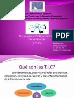 T.I.C.S (Informatica)