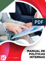 Manual de Políticas Internas