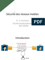 Sécurité Des Réseaux Mobiles Complet