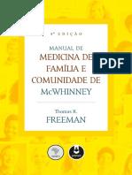 Manual de Medicina de Família e Comunidade