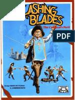 Flashing Blades RPG Cardinals Peril