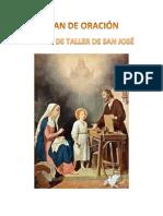 Plan de oración RETIRO SAN JOSÃ_ (1)