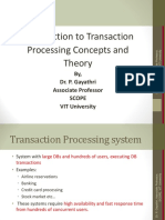Transaction Processing-1