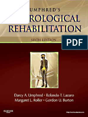 Neurologic Rehab 6th Edition Physical Therapy Health Care