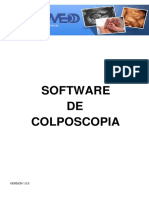 Colposcopio Sounmed -Manual de Usuario