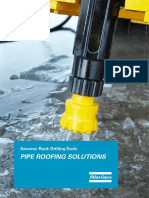Pipe Roofing Solutions