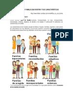 Lectura Los 9 Tipos de Familia que Existen y sus Características-2
