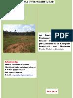 ESIA Spedag ICD Namanve  Project.pdf
