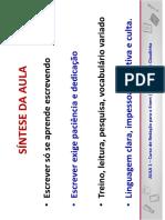 Aula1-Aula de Redação- Prof. c. Silveira-slide16