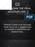Improving Real Estate Flyers